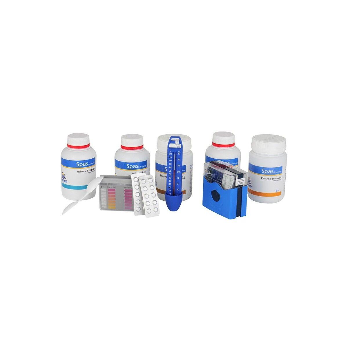 Accessoires - Kit d'entretien SPA complet