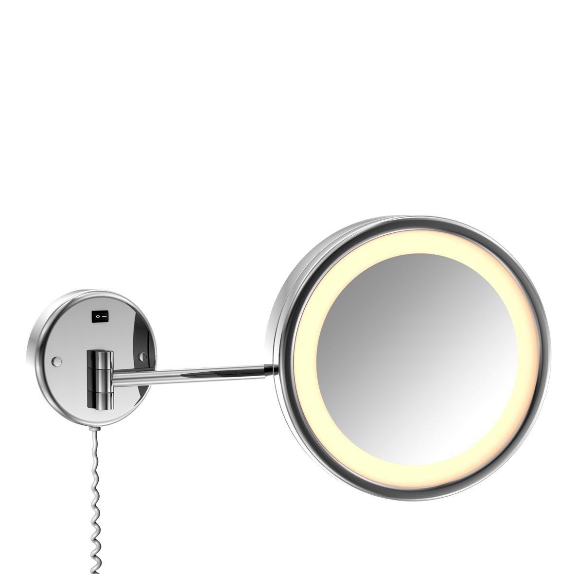 Steinberg Series 650 - Miroir cosmétique chrome