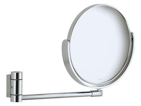Keuco Plan - Miroir cosmétique miroir / argent anodisé