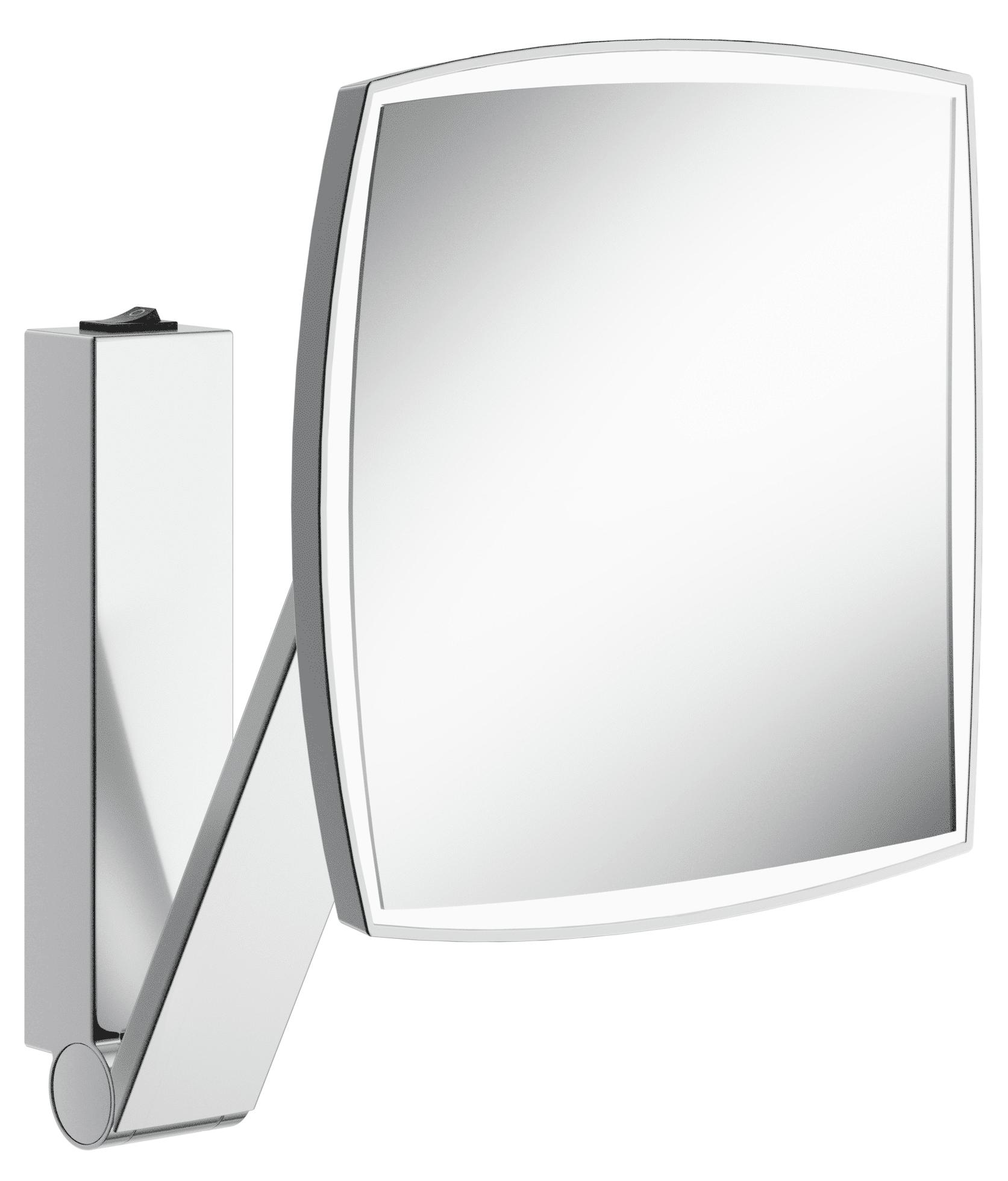 Keuco iLook_move - Miroir cosmétique chrome