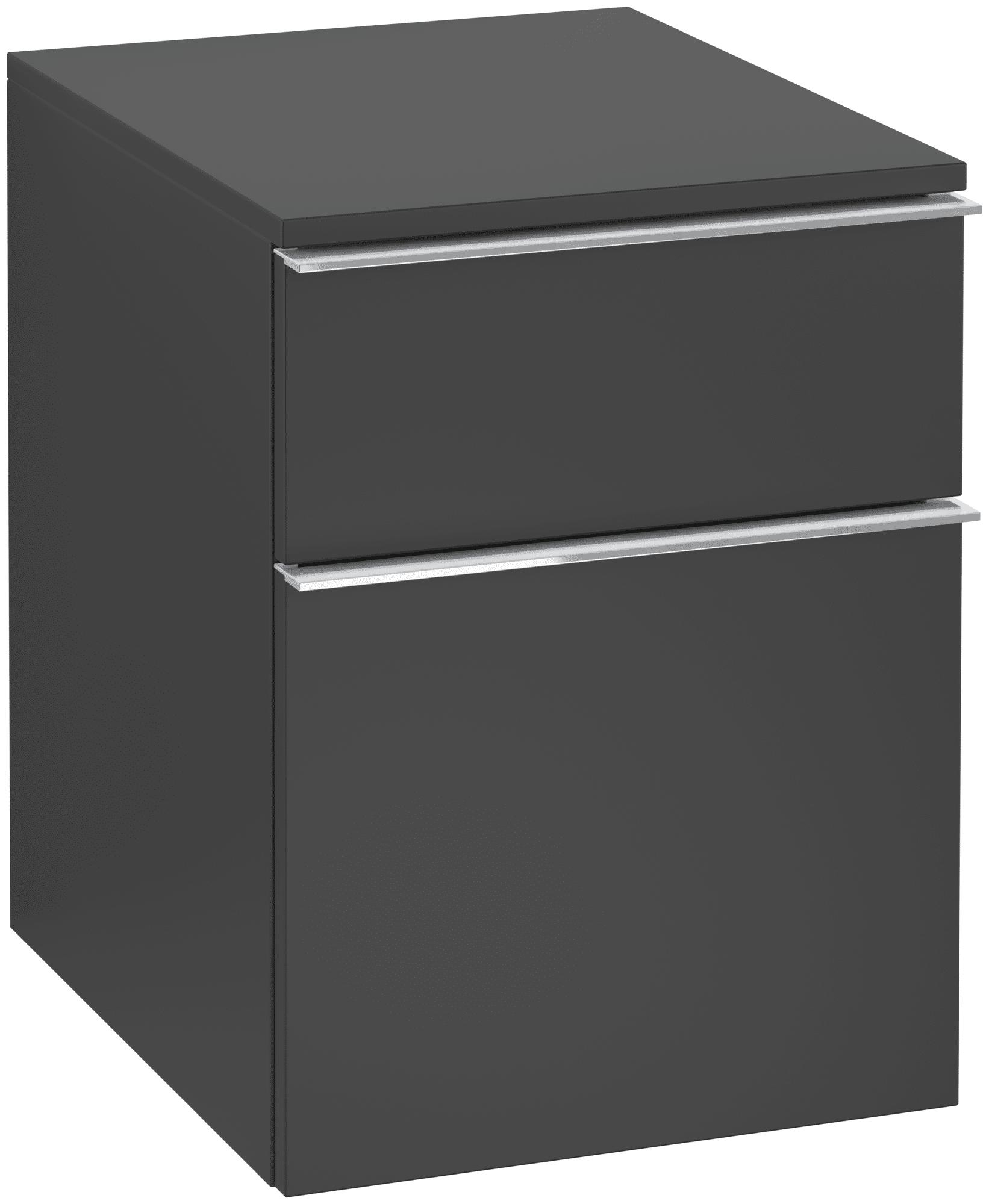 Villeroy & Boch Villeroy & Boch Venticello - Anbauschrank A954 404 x 529 x  477 mm Griff chrome black matt lacquer