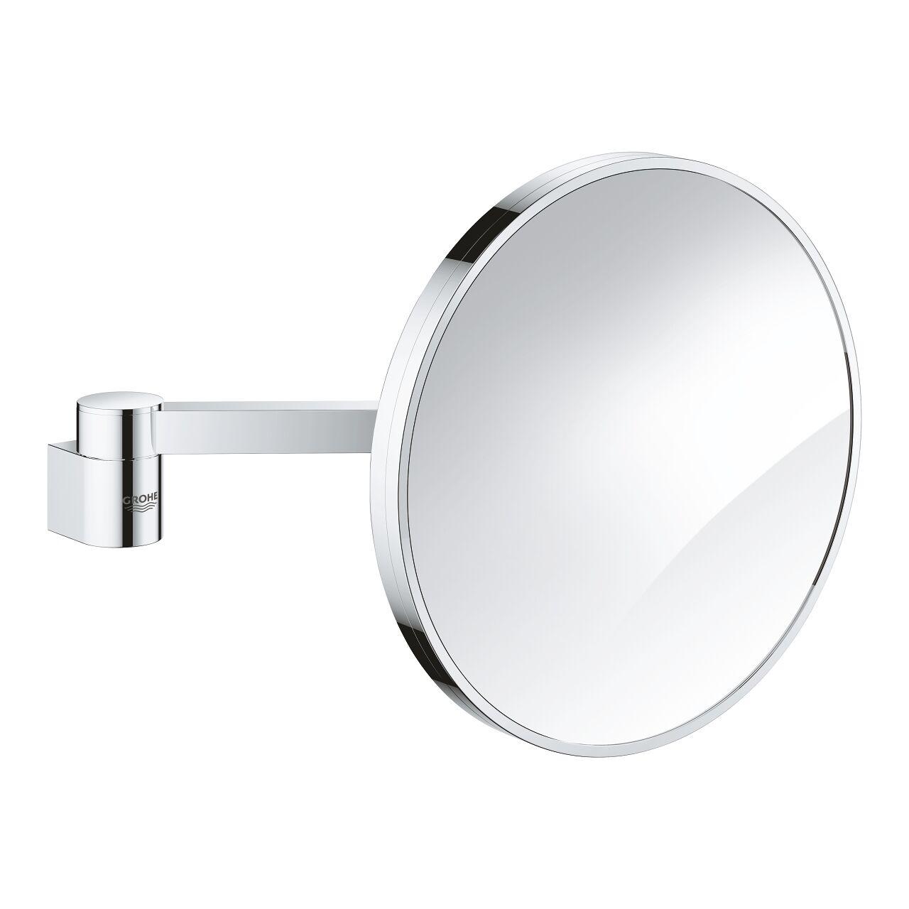 Grohe Selection - Miroir cosmétique réfléchissant / chrome