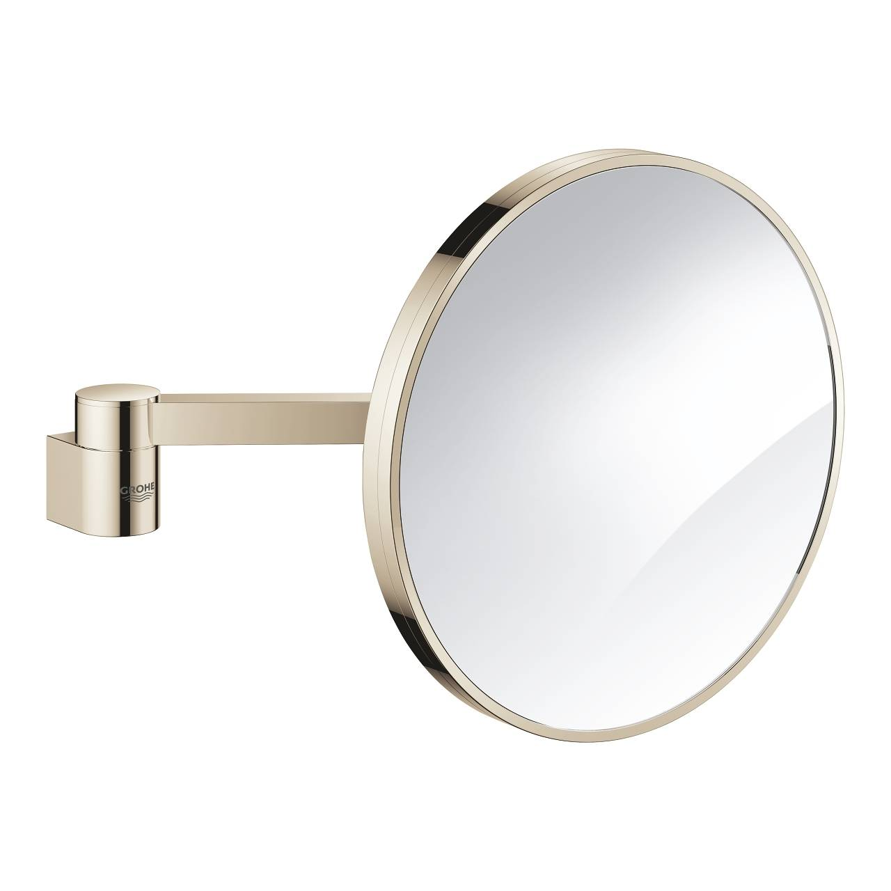 Grohe Selection - Miroir cosmétique mirrored / nickel