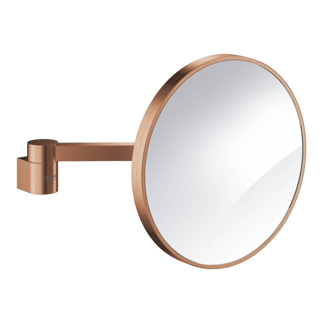 Grohe Selection - Miroir cosmétique mirrored / brushed warm sunset