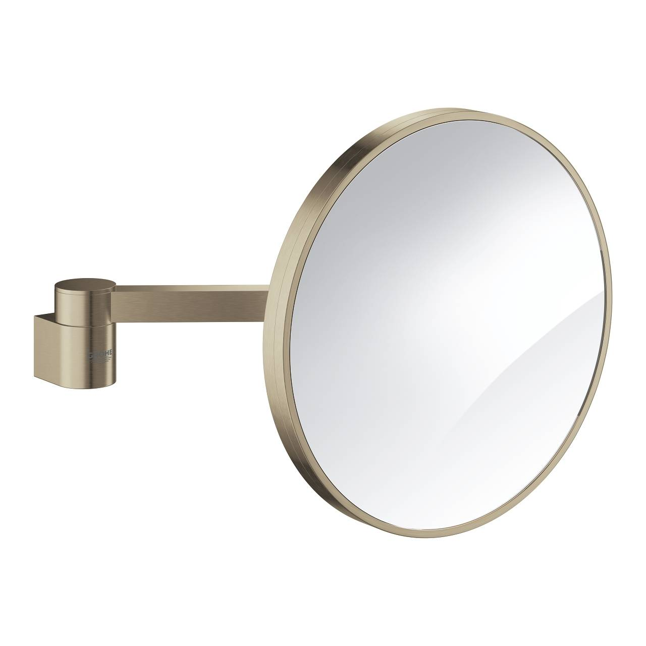 Grohe Selection - Miroir cosmétique mirrored / brushed nickel