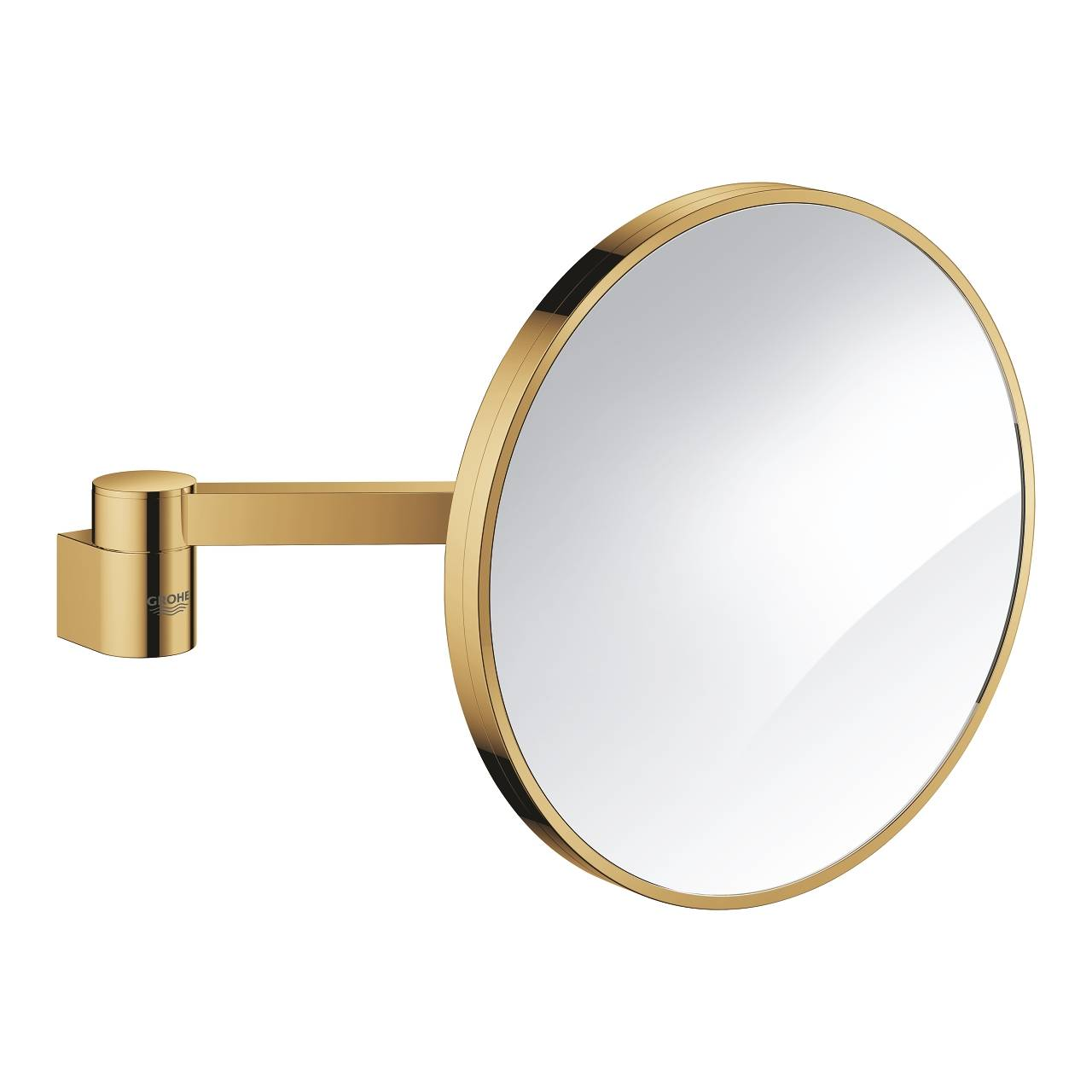 Grohe Selection - Miroir cosmétique mirrored / cool sunrise