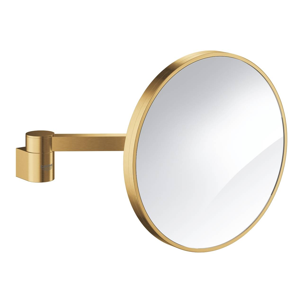 Grohe Selection - Miroir cosmétique mirrored / brushed cool sunrise