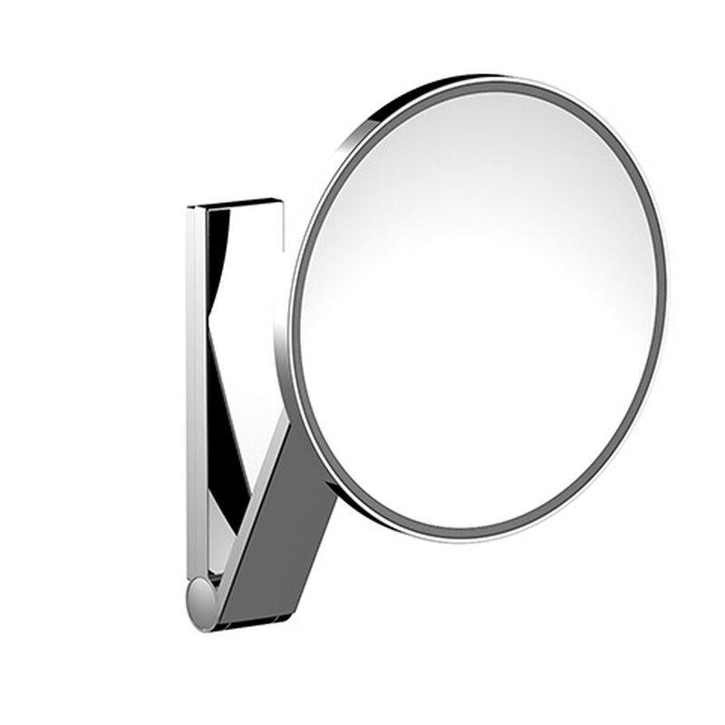 Keuco iLook_move - Miroir cosmétique finition aluminium
