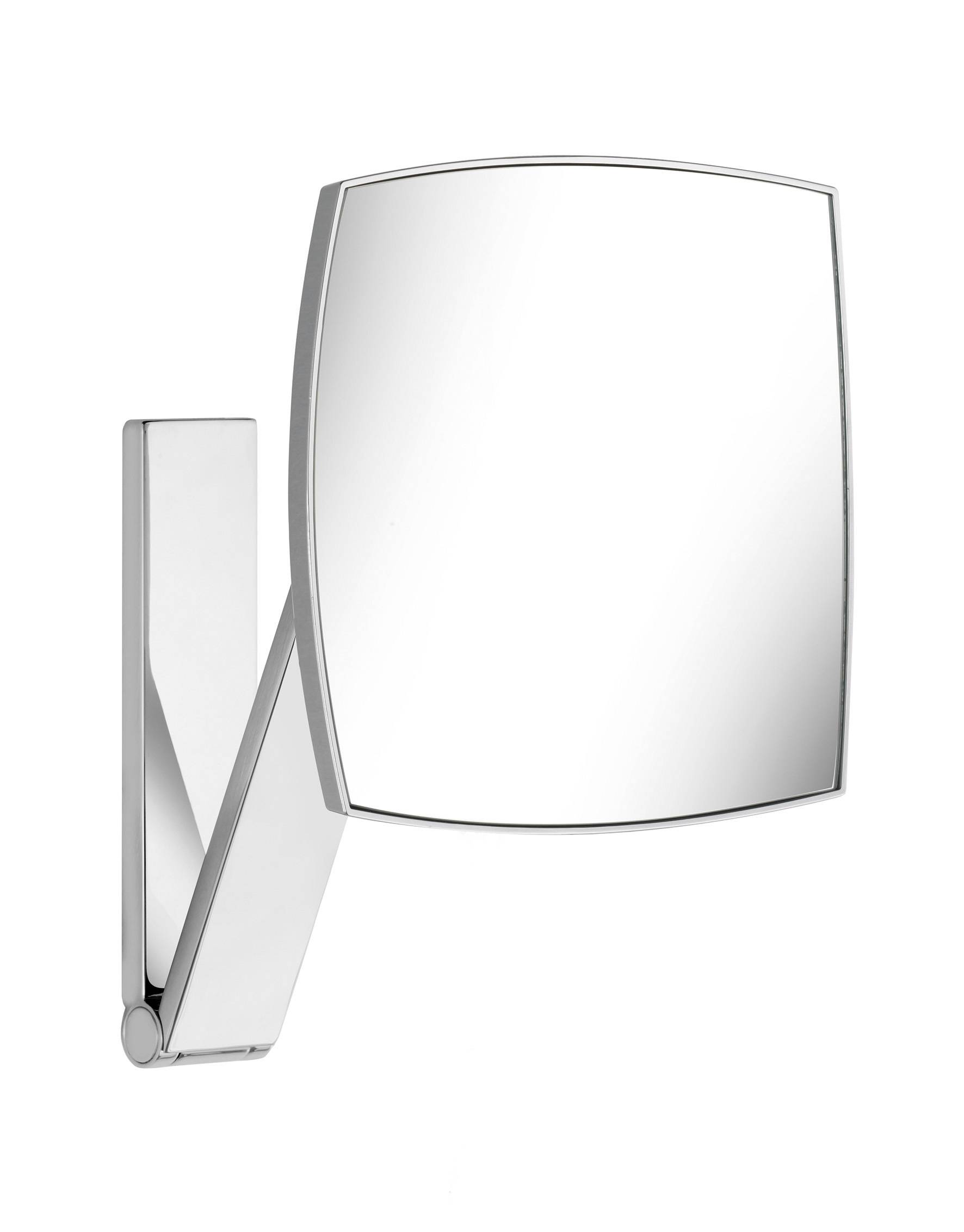 Keuco iLook_move - Miroir cosmétique finition acier inoxydable