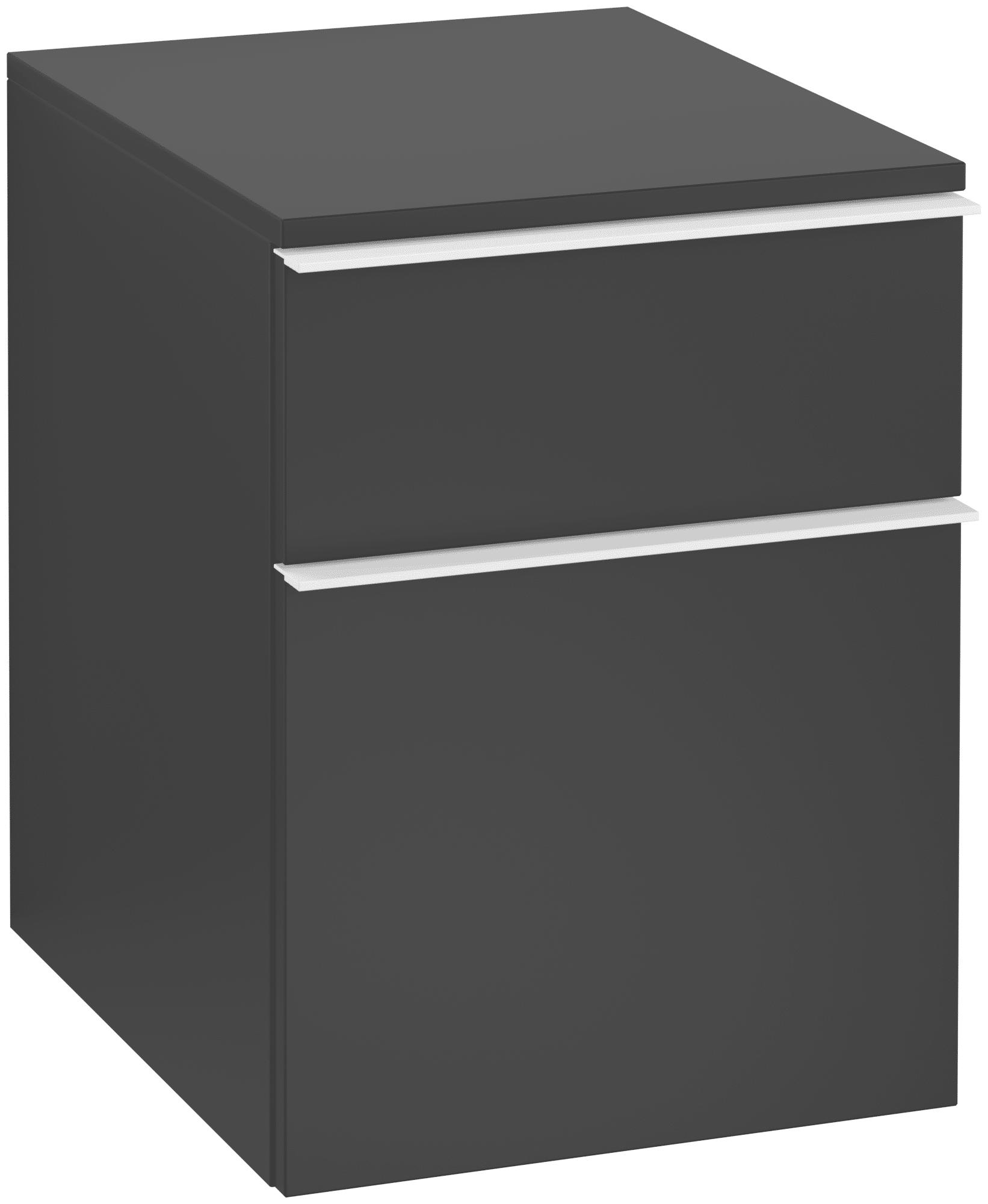 Villeroy & Boch Villeroy & Boch Venticello - Anbauschrank A954 404 x 529 x  477 mm Griff white black matt lacquer