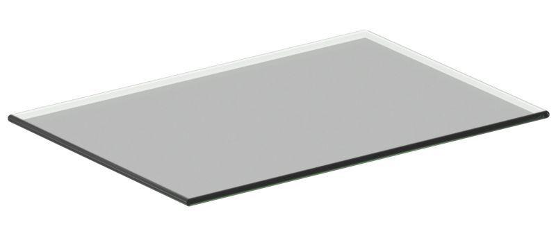 Ideal Standard Space - Étagère en verre de 300 mm (pour 300 côté armoire mm)