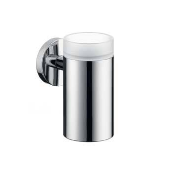 Hansgrohe Logis - Toothbrush cup chrome