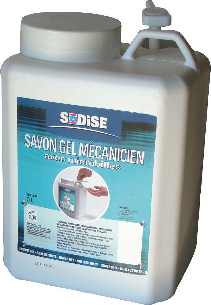 Lot 4x14519 bidon 5l savon + pom...