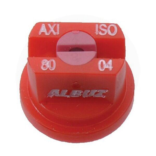 Buse pulverisateur Albuz à jet pinceau AXI 80° céramique rouge Origine