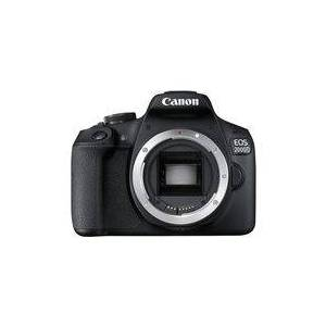 Canon EOS 2000D - appareil photo numérique - corps uniquement