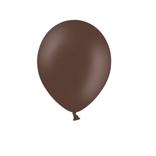 SkyLantern® Original Ballon Latex Biodégradable Chocolat 28 cm