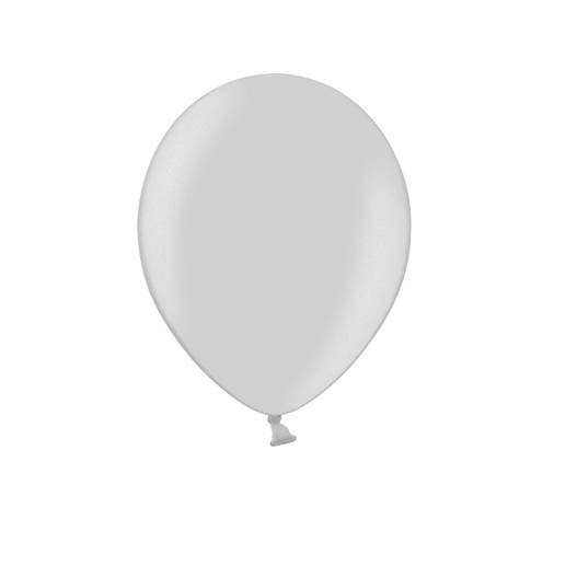 SkyLantern® Original Ballon Latex Biodégradable Argent 28 cm