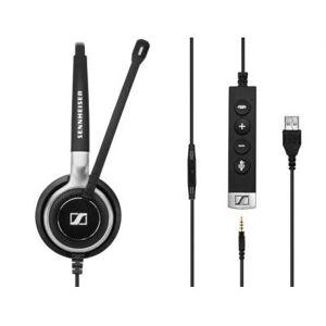 Epos Impact SC 635 USB - Publicité