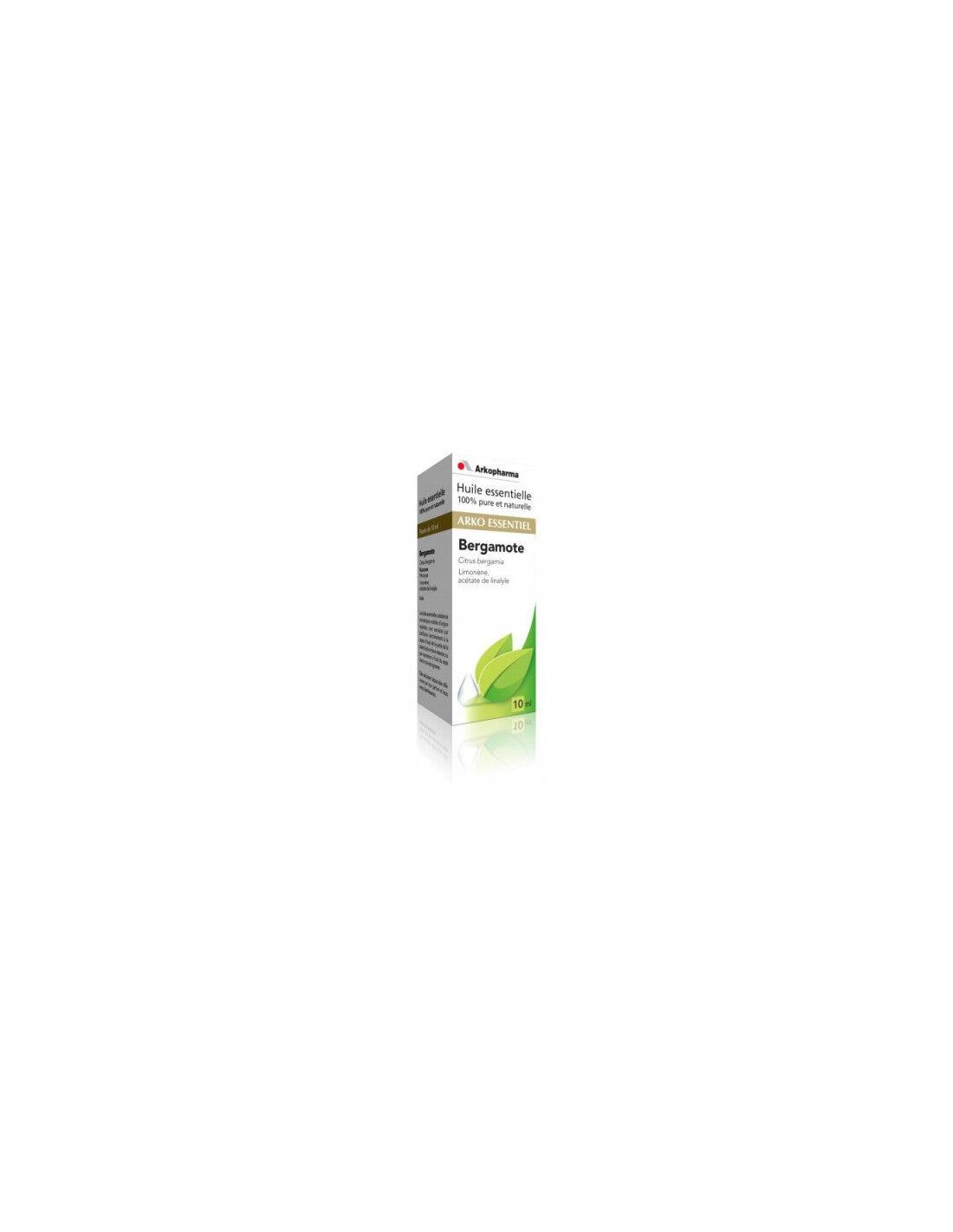 Arkopharma Arko Essentiel huile essentielle de bergamote 10 ml