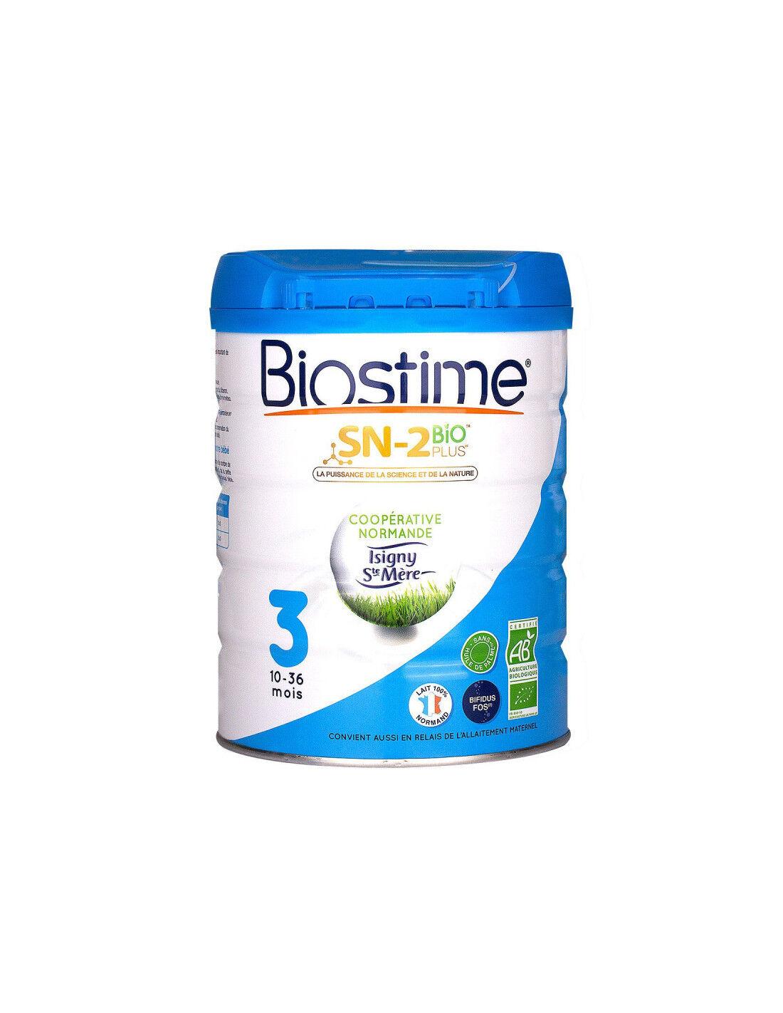 BIOSTIME BIO CROISSANCE 10-36 mois SN-2 800g