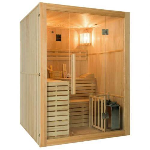 France Sauna Sauna vapeur Sense 4 places