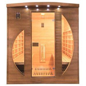 France Sauna Sauna infrarouge Spectra 4 places - Publicité