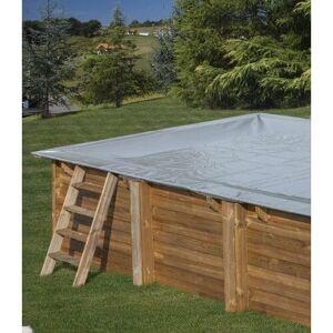 Sunbay Bâche hiver piscine Sunbay Evora 620 x 420 cm - Version 2020 - Publicité