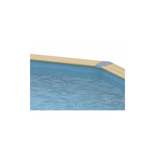 Ubbink Liner piscine Ubbink Sunwater 300 x 555 cm x H.140 cm - Bleu