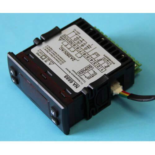 Astralpool Regulateur/Controleur Afficheur NA6888 (3 Alarmes) PAC AstralCalor/Pacfirst/BPM200 à 800 (pas compatible télécommande)