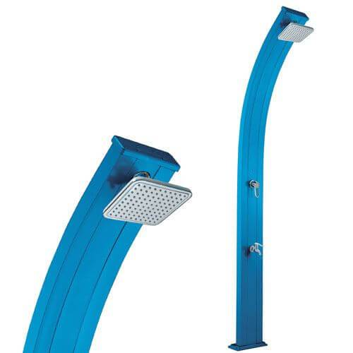 Formidra Douche Solaire Spring 30L Bleu