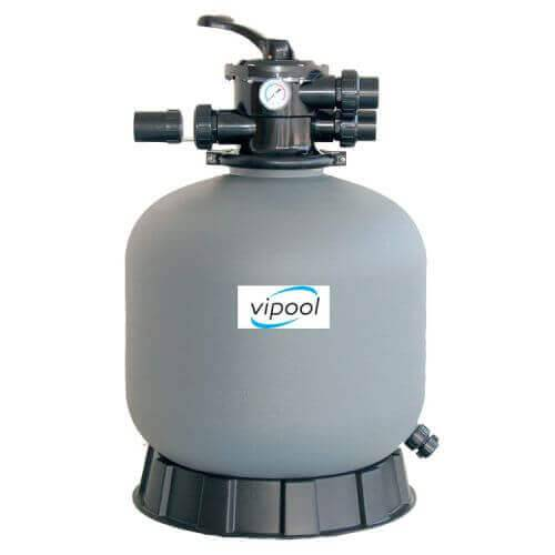 ACIS - VIPool Filtre à sable VIPool Top 6 m3/h - Ø 400 mm