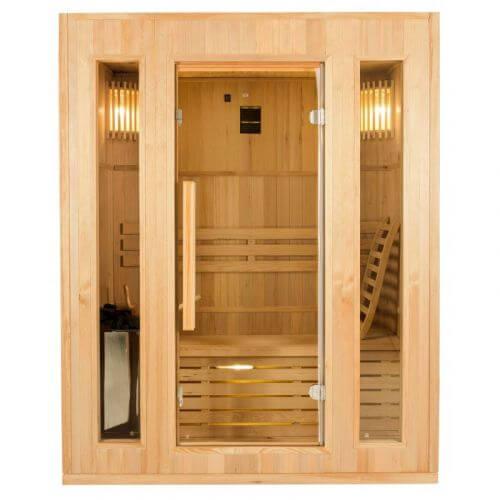 France Sauna Sauna ZEN 3 places