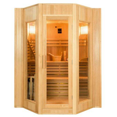 France Sauna Sauna ZEN 4 Places