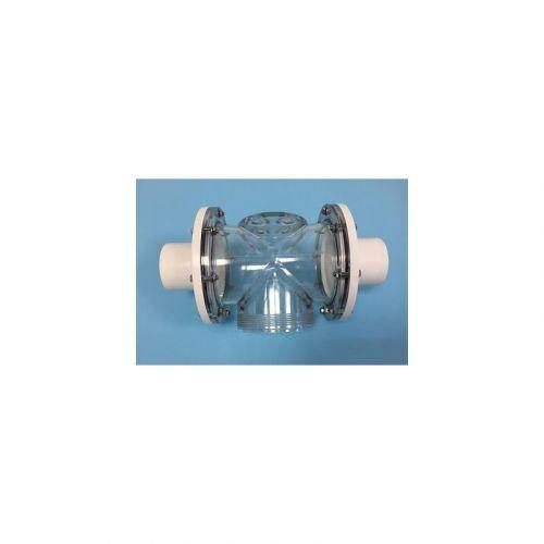 Mypiscine Vase simple sel (unité de vase sel + 2 brides + 2 joints) (STERILOR)