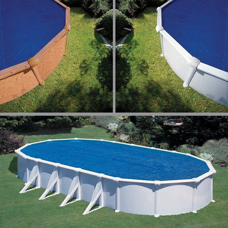 Gré Bâche à bulles pour piscine acier Gré Dimension - Ronde de 3,95m (pour piscine de 4,00m)