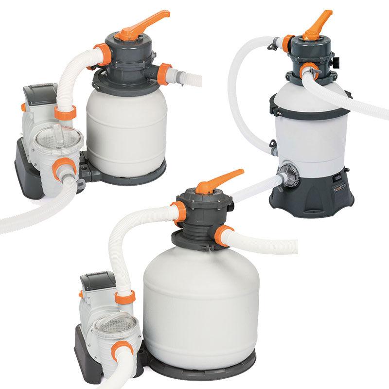 Bestway Platine de filtration a sable Flowclear Bestway Modèle - 2 m3/h