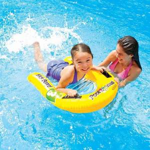 Intex Planche de natation Pool School - Publicité