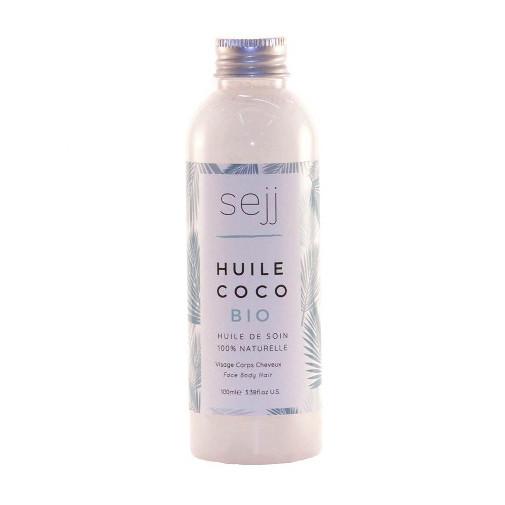 sejj Huile de Coco Bio Sejj 100 ml