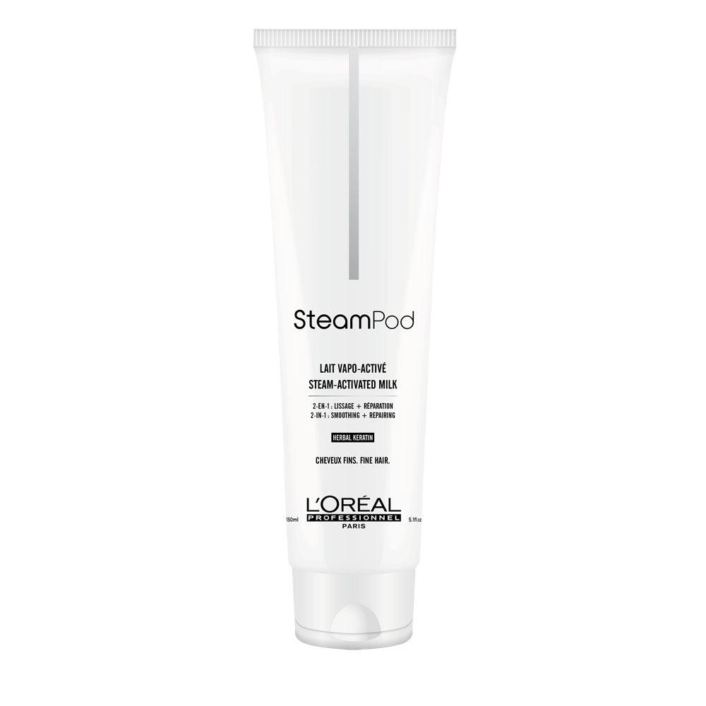L'Oréal Professionnel Lait Vapo-Activé Steampod L'Oréal Professionnel 150 ml