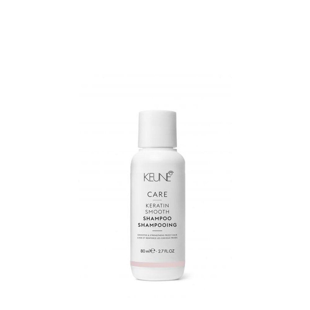 KEUNE Shampoing Keratin Smooth Keune Care Format Voyage 80 ml