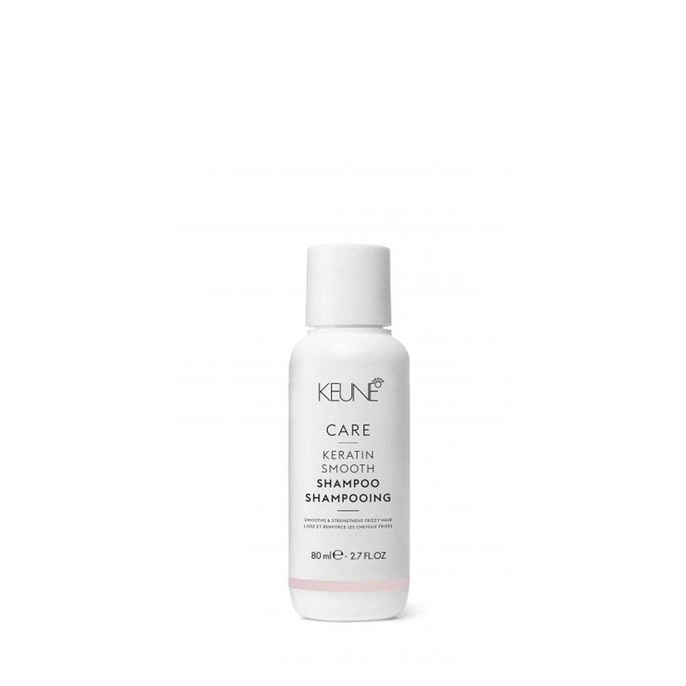 KEUNE Shampoing Keratin Smooth Keune Care Format Voyage 80 ml