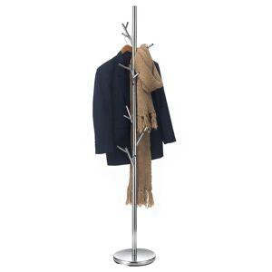 IDIMEX Porte-manteaux ZENO, en métal chromé - Publicité