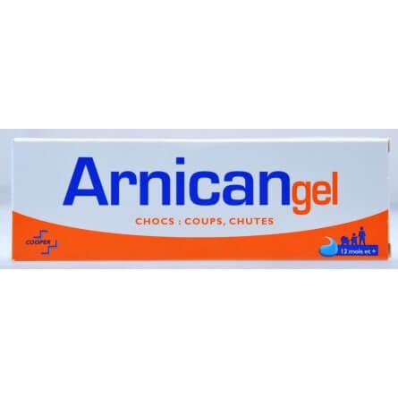 Prorisk Gel arnica pour les bleus ARNICAN