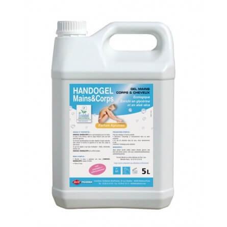 Prorisk Crème lavante Handogel Ecolabel pour les mains 5L