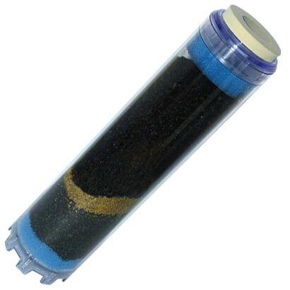 AQUAPRO Cartouche charbon actif Argent + KDF 20 pouces anti-métaux