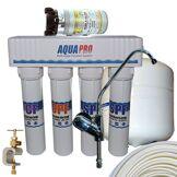 AQUAPRO Osmoseur 4 Niveaux AP4 - 50 GPM Pompe Booster