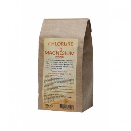Nature Et Partage Chlorure De Magnesium Bio