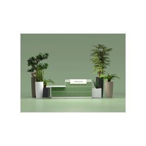 Fastburo Végétaux décoratifs moderne et contemporain