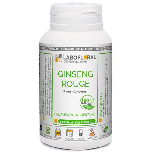 PHYTAFLOR Ginseng Rouge Phytaflor - . : 300 gélules