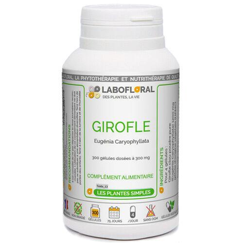 PHYTAFLOR Girofle Phytaflor - . : 50 gélules